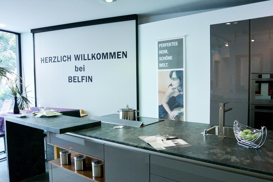 Küchenausstellung abverkauf  Küchenausstellung | KÜCHEN TIROL | BELFIN Michael Steinbacher Bad ...