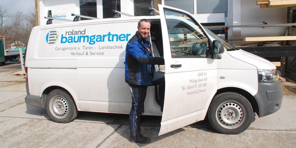 Baumgartner Roland   Landtechnik Tirol Garagentore Stalltore ROLAND ...