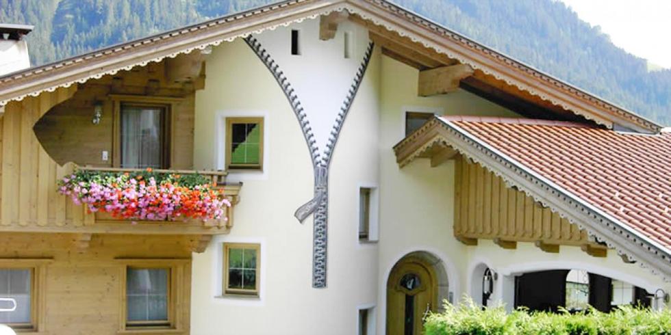 Fassadengestaltung  Fassadengestaltung | Malerei PETER HOFER - Maler Oberau ...