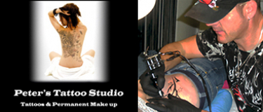 Peter`s Tattoo Studio - Tätowierung Kufstein - Permanent Make Up