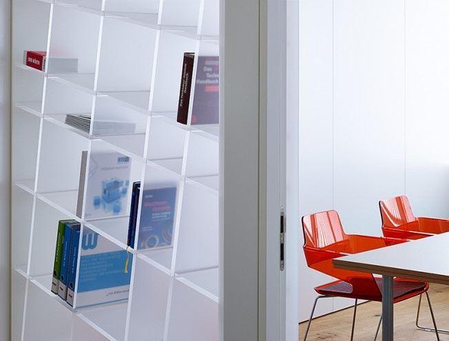 Bücherregale & Raumteiler | Offlineshop | KTS Kunststofftechnik ...