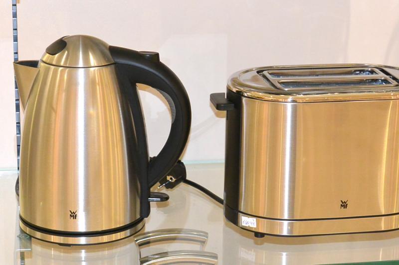 Küchenkleingeräte küchenkleingeräte wasserkocher toast offlineshop