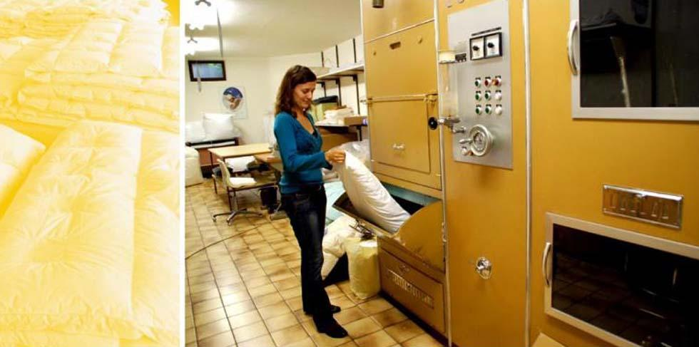 Serviceleistungen Kirschl Gmbh Fachgeschäft Für Bettwaren Und
