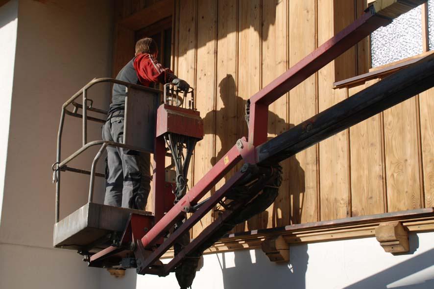 Häufig Holz   MS MOBILES SANDSTRAHLEN Holz sandstrahlen Metall Beton HM81