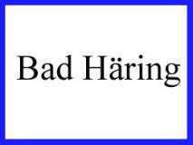 Singles Bad Hring, Kontaktanzeigen aus Bad Hring bei