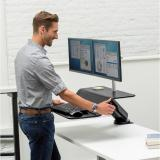 Fellowes Lotus RT Sitz-Steh Workstation