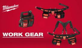 Milwaukee® Jobsite Work Gear