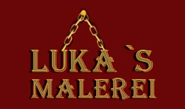 Luka`s Malerei in Thiersee