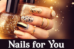 Nagelstudio NAILS FOR YOU Nageldesign Nagelpflege Maniküre Kufstein Tirol